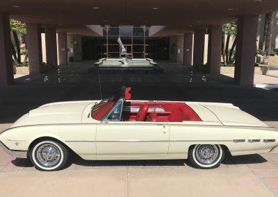 1962 Thunderbird Prop Car